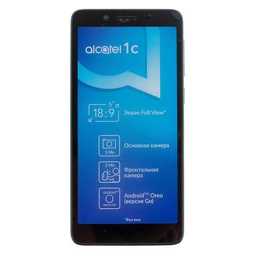 Смартфон ALCATEL 1C 8Gb, 5003D, черный