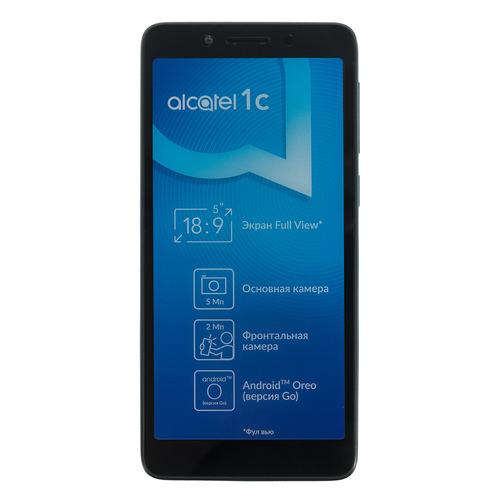 Смартфон ALCATEL 1C 8Gb, 5003D, синий