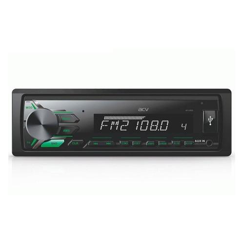 цена на Автомагнитола ACV AVS-812G, USB, SD