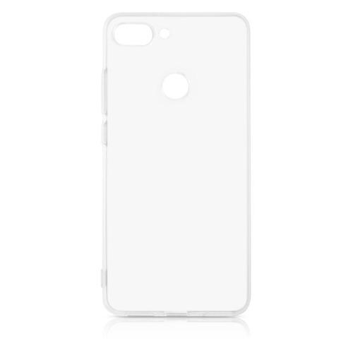 цена на Чехол (клип-кейс) DF xiCase-39, для Xiaomi Mi 8 Lite, прозрачный
