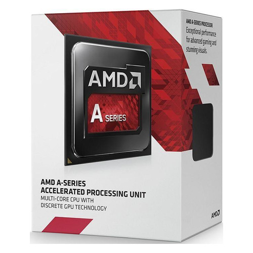 Процессор AMD A8 7680, SocketFM2+, BOX [ad7680acabbox] процессор amd a4 6300 socketfm2 oem [ad6300oka23hl]