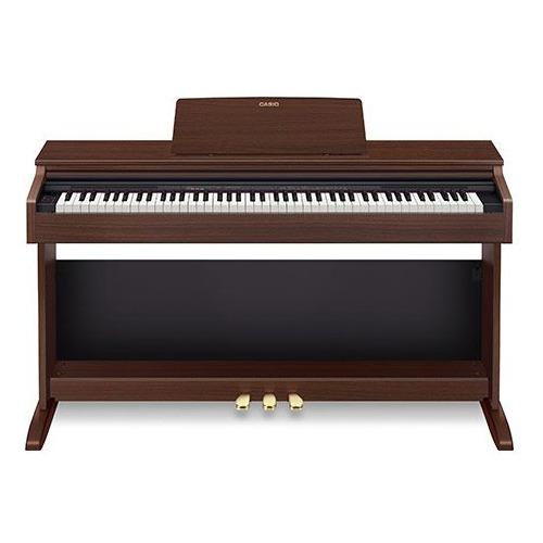 Цифровое фортепиано CASIO CELVIANO, AP-270BN, 88, полновзвешенная, полноразмерные, 192 коричневый