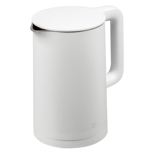 Фото - Чайник электрический XIAOMI Mi Electric Kettle, 1800Вт, белый electric kettle irit ir 1339 kettle electric electric kettles home kitchen appliances kettle make tea thermo