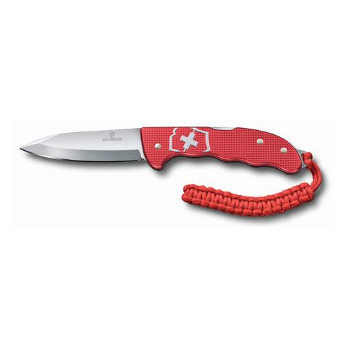 Складной нож VICTORINOX Hunter Pro Alox, 4 функций, красный