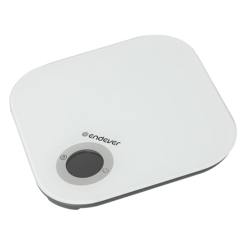 Весы кухонные ENDEVER Skyline KS-530, белый