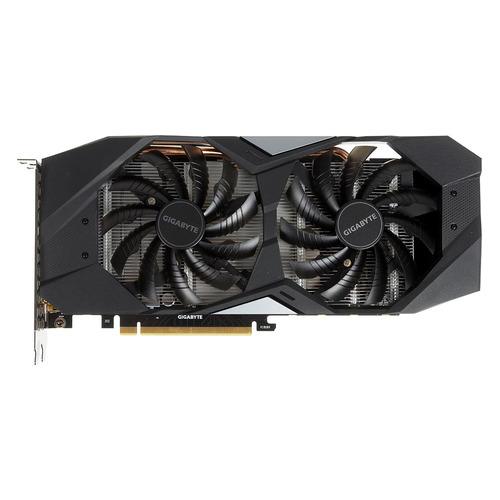 Видеокарта GIGABYTE nVidia GeForce RTX 2060 , GV-N2060WF2OC-6GD, 6ГБ, GDDR6, OC, Ret GV-N2060WF2OC-6GD по цене 28 500
