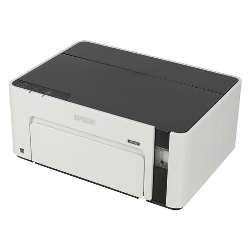 Фото - Принтер струйный EPSON M1100, струйный, цвет: серый [c11cg95405] кеды мужские vans ua sk8 mid цвет белый va3wm3vp3 размер 9 5 43