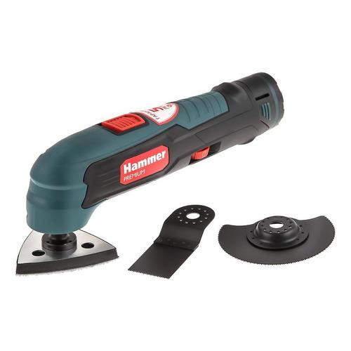 Многофункциональный инструмент HAMMER ACD122GLi Premium, синий/черный [524543] ACD122GLi Premium по цене 5 499