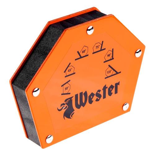 Магнитный угольник Wester WMCT75 (344442) WMCT75 по цене 699