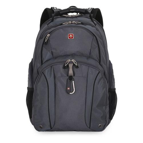 Рюкзак Wenger 3253424408 серый/серебристый 34x48x16см 26л. 1.18кг. wenger wenger рюкзак для подростков универсальный 26л серый