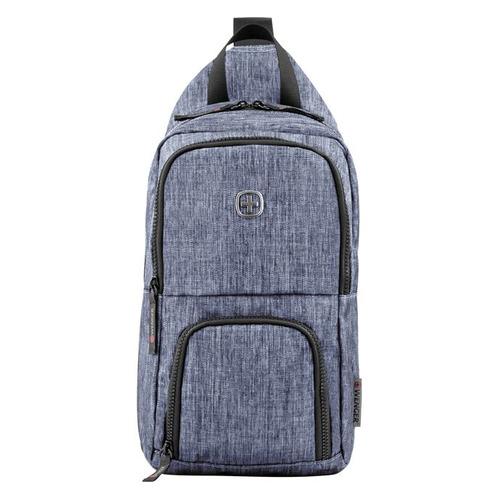 Рюкзак Wenger 605031 синий 19x33x12см 8л. 0.3кг. цена и фото