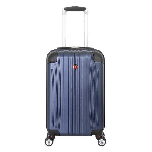 Чемодан Wenger Ridge синий 6171003156 34x54x24см 31л. 3.12кг. чемодан airport 78 см темно синий 4 колеса