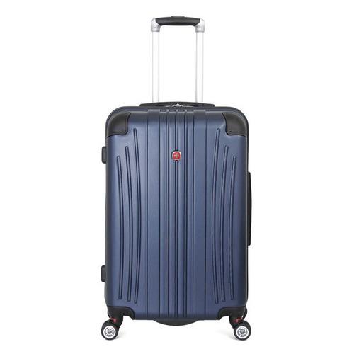 Чемодан Wenger Ridge синий 6171003167 42x65x28см 60л. 4.06кг. чемодан airport 78 см темно синий 4 колеса