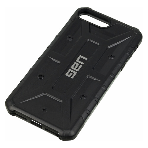 Чехол (клип-кейс) UAG Pathfinder, для Apple iPhone 7 Plus/8 Plus, черный [iph8/7pls-a-bk]