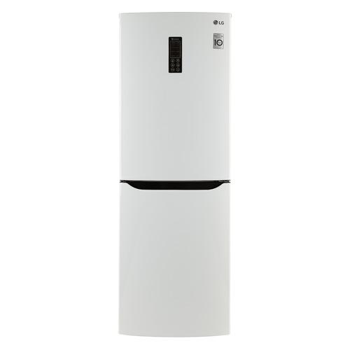 лучшая цена Холодильник LG GA-B379SQUL, двухкамерный, белый