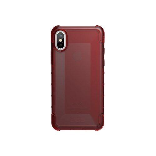 Чехол (клип-кейс) UAG UAG Plyo, для Apple iPhone X/XS, красный [iphx-y-cr] защитный чехол uag pathfinder для apple iphone xs max цвет черный