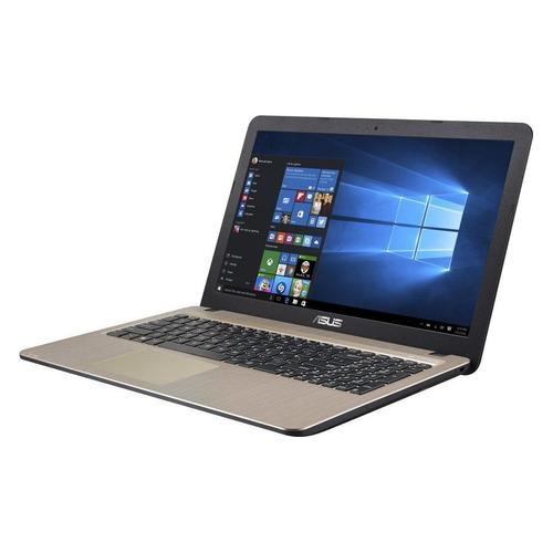 Ноутбук ASUS VivoBook A540LA-DM1480T, 15.6, Intel Core i3 5005U 2.0ГГц, 4Гб, 1000Гб, 128Гб SSD, Intel HD Graphics 5500, Windows 10, 90NB0B01-M30200, черный ноутбук asus vivobook a540la dm1276t 15 6 intel core i3 5005u 2 0ггц 4гб 500гб intel hd graphics 5500 windows 10 90nb0b01 m24820 черный