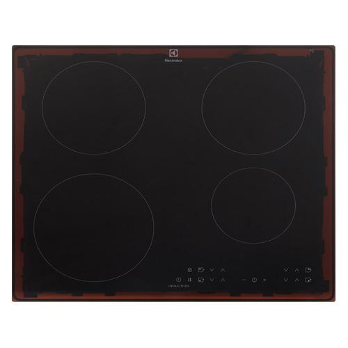 Индукционная варочная панель ELECTROLUX IPE6440KF, индукционная, независимая, черный цена и фото