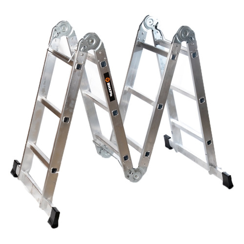 Лестница Вихрь ЛТА 4х3 алюминий 3ступ. H3.3м макс.нагр.:120кг (73/5/1/14)