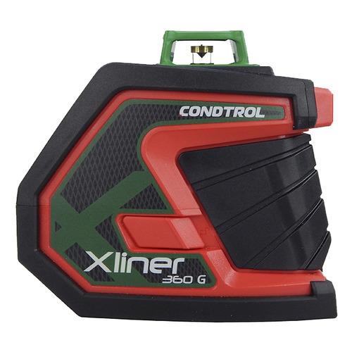 Лазерный нивелир CONDTROL XLiner 360 G [1-2-134]