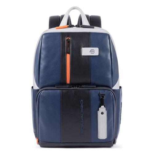 Рюкзак Piquadro Urban CA3214UB00BM/BLGR синий/серый рюкзак мужской urban ca4818ub00 blgr