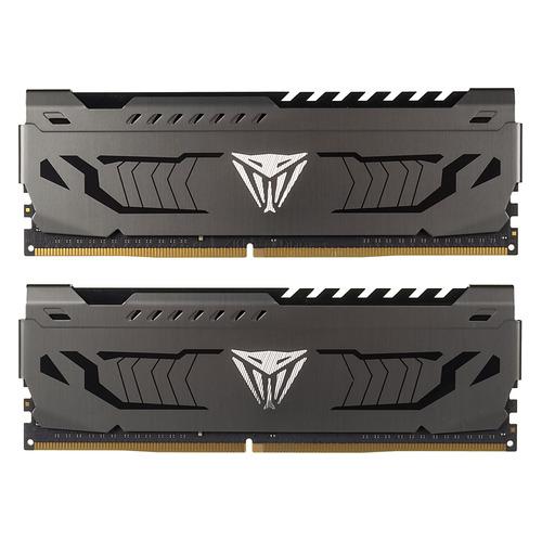Модуль памяти PATRIOT Viper Steel PVS416G400C9K DDR4 - 2x 8ГБ 4000, DIMM, Ret PVS416G400C9K по цене 10 490