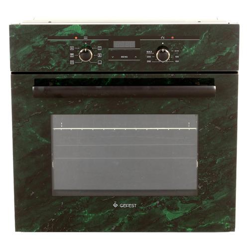 Духовой шкаф GEFEST ЭДВ ДА 622-02 К59, зеленый встраиваемый электрический духовой шкаф gefest эдв да 622 02 к59