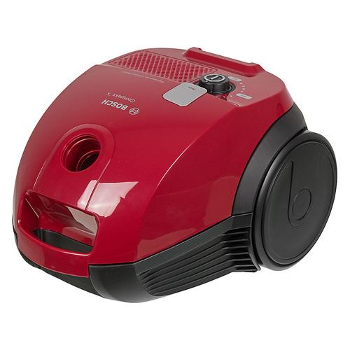 Пылесос BOSCH BZGL2A310, 600Вт, красный/черный BZGL2A310 по цене 5 800
