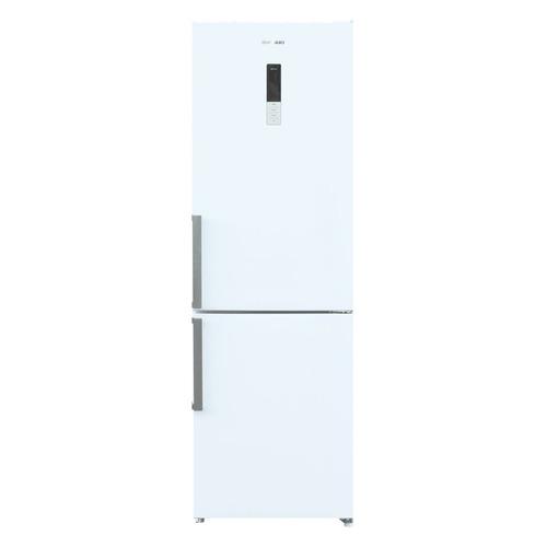 лучшая цена Холодильник SHIVAKI BMR-1852DNFW, двухкамерный, белый