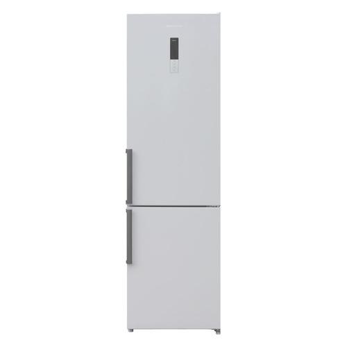 Холодильник SHIVAKI BMR-2018DNFW, двухкамерный, белый цена и фото