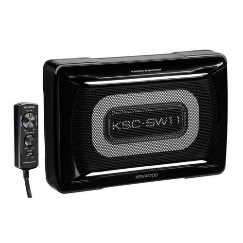 Сабвуфер автомобильный KENWOOD KSC-SW11, активный, 150Вт ksc 75