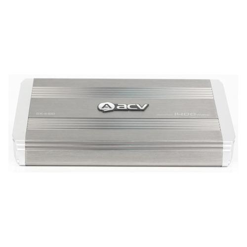 Усилитель автомобильный ACV GX-4.100, серый [30326] автомобильный усилитель 2 канала kicx ar2 120