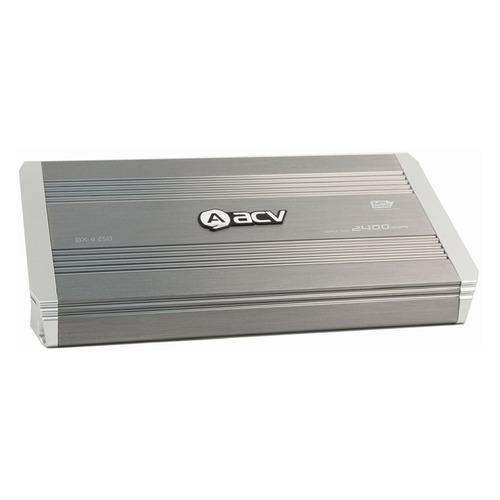 Усилитель автомобильный ACV GX-4.250, серый [32357]