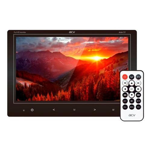 цена на Автомобильный монитор ACV AVM-717BL 7 16:9 800x480