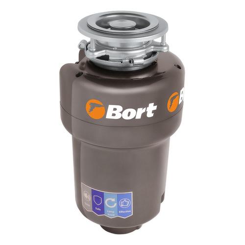 Измельчитель Bort Titan Max Power 780Вт черный бытовой измельчитель bort titan max power fullcontrol черный