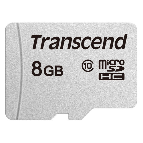 Фото - Карта памяти microSDHC TRANSCEND 8 ГБ, 20 МБ/с, Class 10, TS8GUSD300S, 1 шт. модель трактора siku модель трактора с прицепом с бревнами 1 87 1861