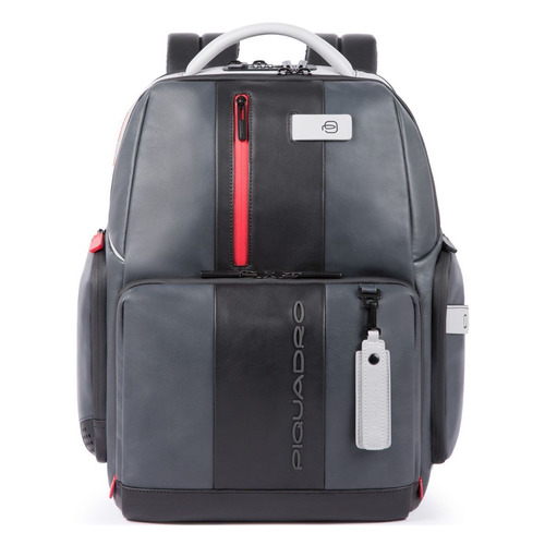 Рюкзак Piquadro Urban CA4550UB00BM/GRN серый/черный цена и фото