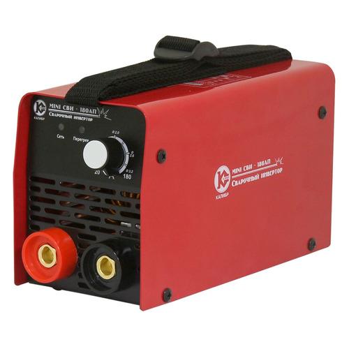 Сварочный аппарат инвертор КАЛИБР СВИ-180АП [040331] калибр mini сви 225пн ц 40321 сварочный инвертор