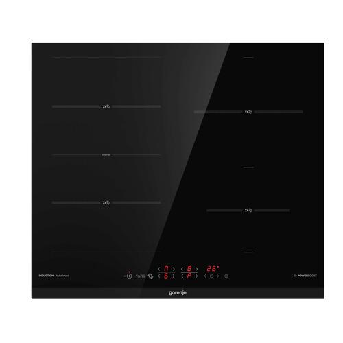 Индукционная варочная панель GORENJE IT645BCSC, индукционная, независимая, черный