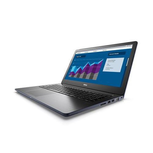 Ноутбук DELL Vostro 5568, 15.6, Intel Core i5 7200U 2.5ГГц, 4Гб, 1000Гб, nVidia GeForce 940MX - 2048 Мб, Linux Ubuntu, 5568-7202, серый