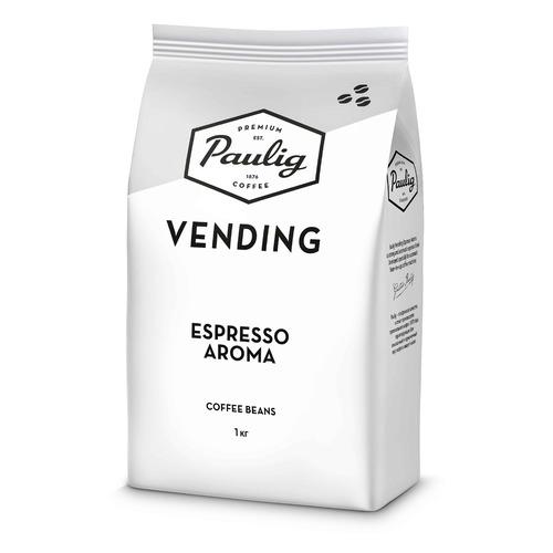 Кофе зерновой PAULIG Vending Espresso Aroma, темная обжарка, 1000 гр [16377]