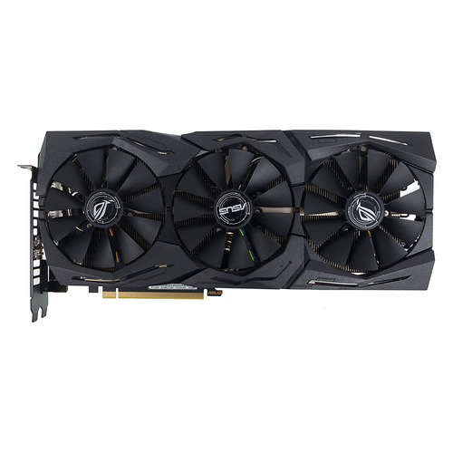 Видеокарта ASUS nVidia GeForce RTX 2060 , ROG-STRIX-RTX2060-O6G-GAMING, 6Гб, GDDR6, OC, Ret цены онлайн