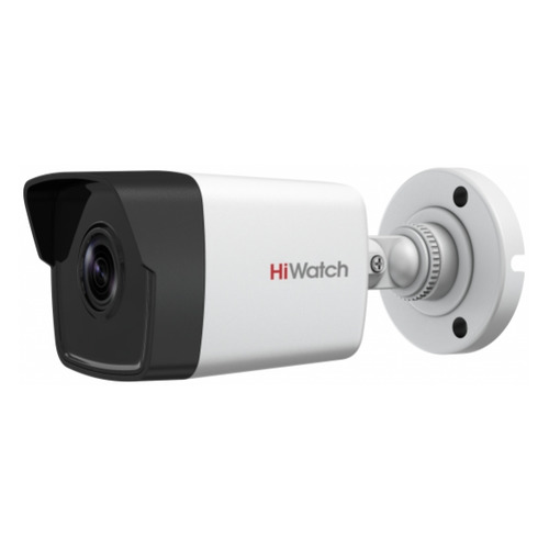 Видеокамера IP HIKVISION HiWatch DS-I250, 1080p, 6 мм, белый видеокамера ip hikvision hiwatch ds i250 1080p 6 мм белый