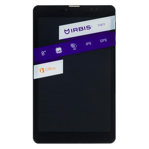 Планшет IRBIS TZ872, 1GB, 8GB, 3G, 4G, Android 7.0 черный планшет irbis tz731 7 8gb черный wi fi bluetooth 3g android
