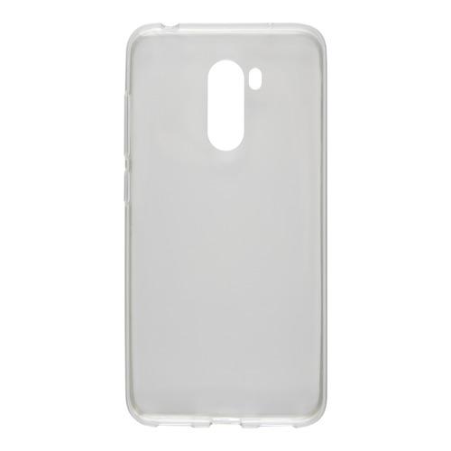 цены Чехол (клип-кейс) REDLINE iBox Crystal, для Xiaomi Pocophone F1, прозрачный [ут000016729]