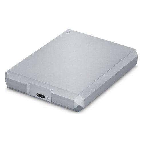 Фото - Внешний жесткий диск LACIE Mobile Drive STHG5000402, 5Тб, серый внешний аккумулятор pb 6001 голубой 6000 мач