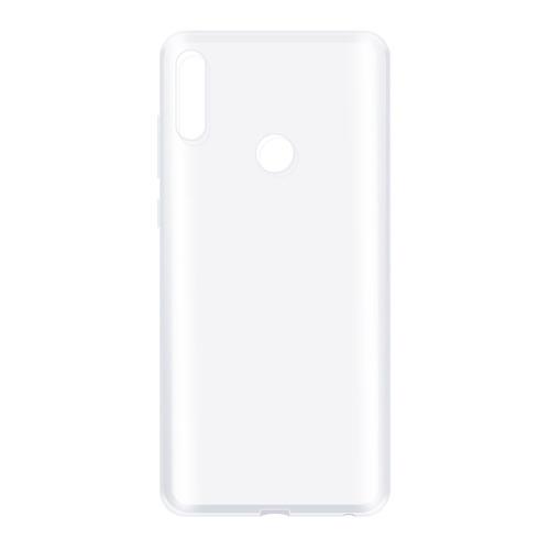 Чехол (клип-кейс) BORASCO для Asus ZenFone Max Pro M2 ZB631KL, прозрачный [36157]