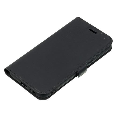 Фото - Чехол (флип-кейс) DF sFlip-37, для Samsung Galaxy J2 Core/J2 Core 2020, черный чехол флип кейс red line book type для samsung galaxy j2 core 2020 черный