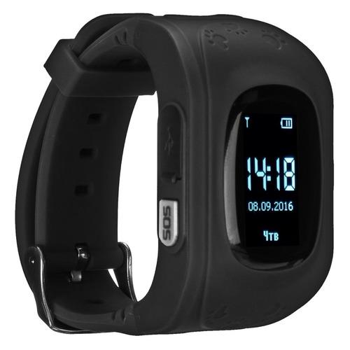 Смарт-часы JET Kid Start, 54мм, 0.64, черный / черный [start black] телефон билайн смарт