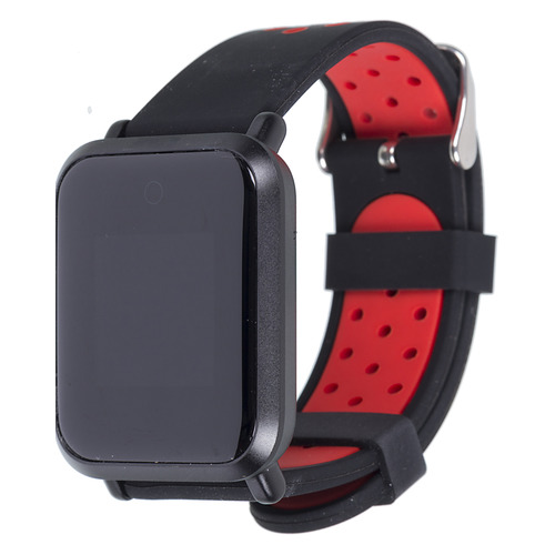 лучшая цена Смарт-часы JET Sport SW-4, 46мм, 0.96